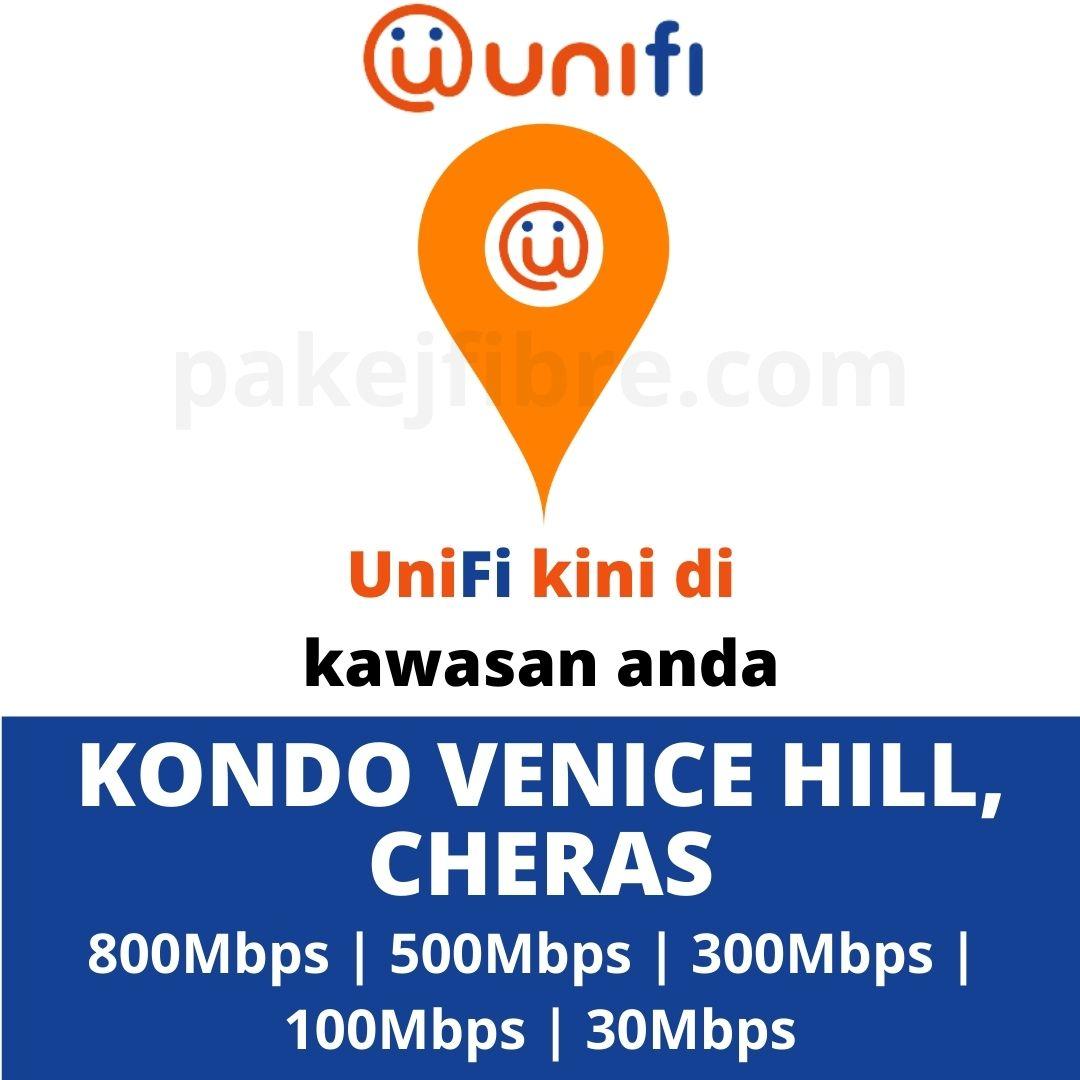 UNIFI COVERAGE VENICE HILL, CHERAS