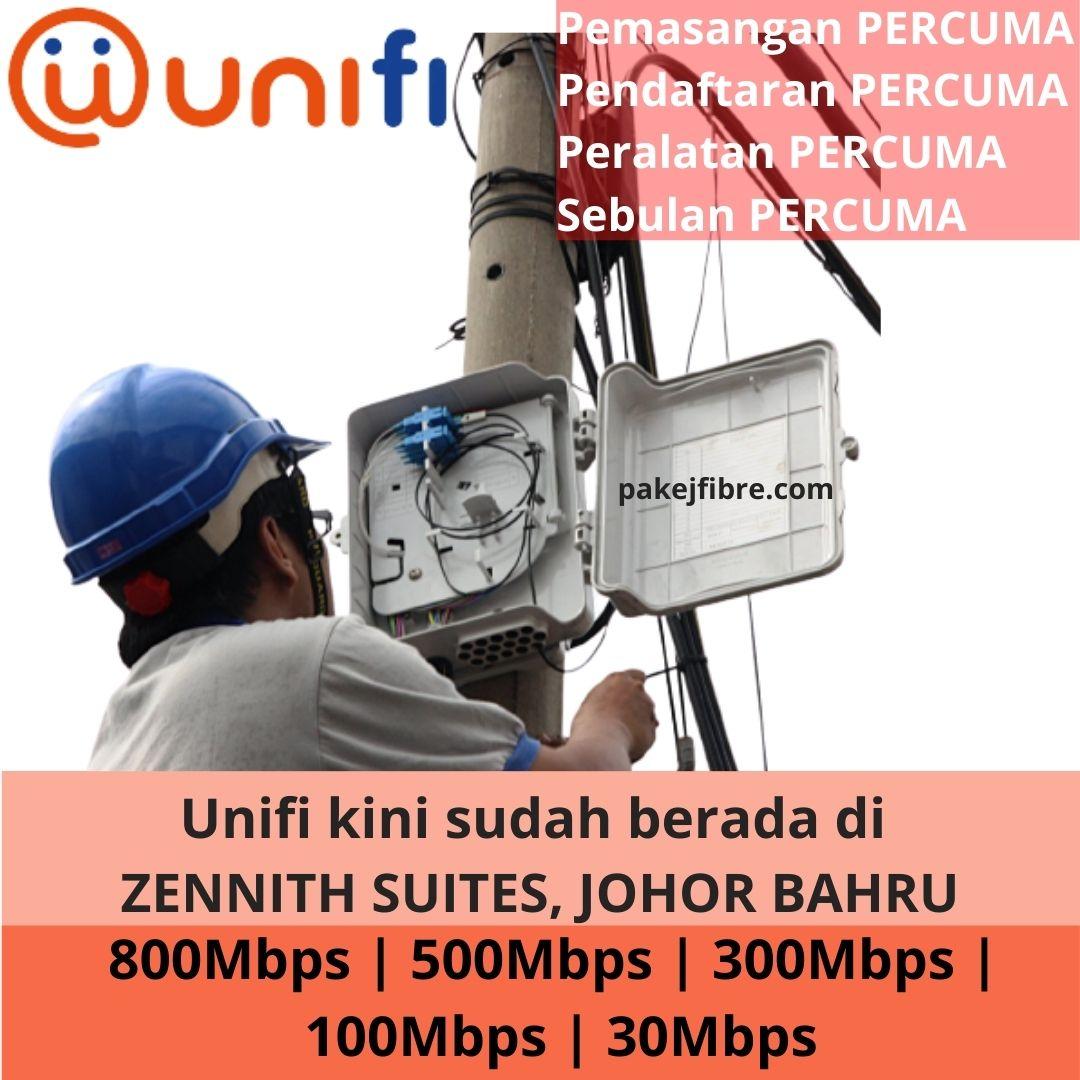 UNIFI ZENNITH SUITES, JOHOR BAHRU