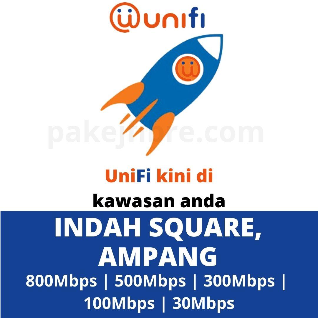 UNIFI COVERAGE INDAH SQUARE, AMPANG